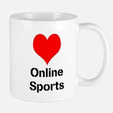 Heart Online Sports Mug