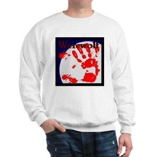 Werewolf Shape Shifter Logo Sweatshirt