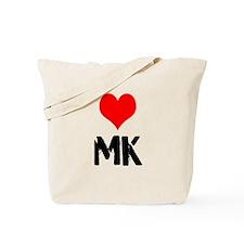 Love MK Tote Bag