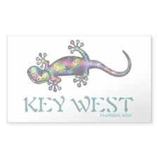 Key West Gekco Decal