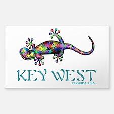 Key West Gekco Decal