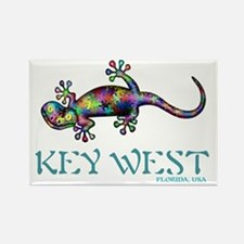 Funny Key west Rectangle Magnet (100 pack)
