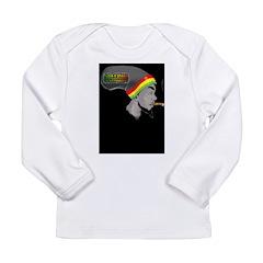 PUFF STARR Long Sleeve Infant T-Shirt