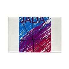 JADA STARR Rectangle Magnet (10 pack)