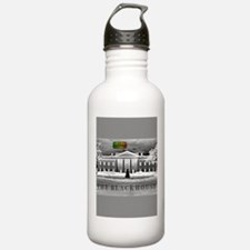 THE BLACK HOUSE Water Bottle