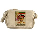 love JAH JAH Messenger Bag