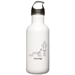 the good life Water Bottle