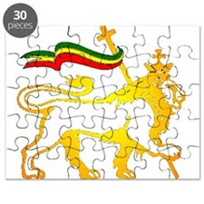 KING OF KINGZ LION Puzzle
