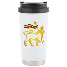 KING OF KINGZ LION Travel Mug