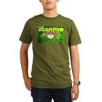 THE GREEN MONKEY BRING DAT B Organic Men's T-Shirt