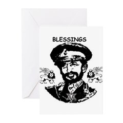 BLESSINGS Greeting Cards (Pk of 20)