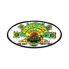 ROOTS ROCK REGGAE Patches