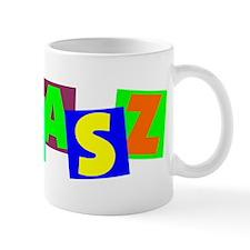 Kuvasz BLOCKS Mug