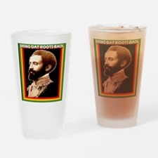 BRING DAT ROOTS RASTA Drinking Glass