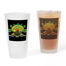 ROOTS ROCK REGGAE Drinking Glass