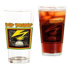 BRAINS Drinking Glass