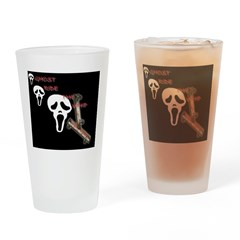 ghost ride the whip Drinking Glass