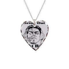 BRING DAT BEAT BACK Necklace