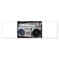 BOOM BOX Sticker (Bumper 10 pk)