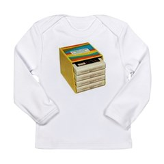 OLD SKOOL Long Sleeve Infant T-Shirt