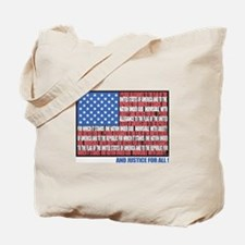 USA Eagle-Flag Tote Bag