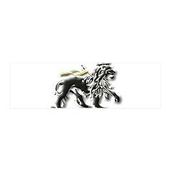Lion of Judah 21x7 Wall Peel