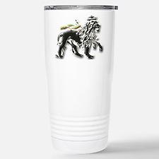 Cute Rasta Travel Mug