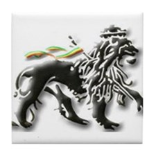 Funny Judah Tile Coaster