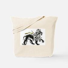 Funny Rasta Tote Bag