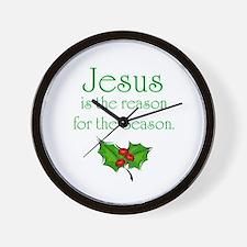 Unique Reason Wall Clock