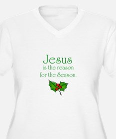 Cute Jesus is the reason for the season T-Shirt
