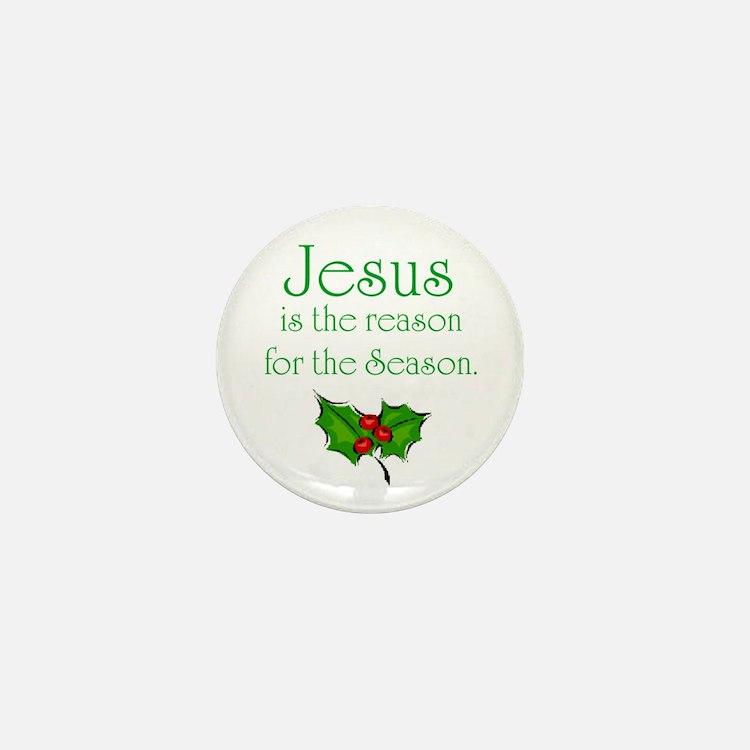Cute Jesus Mini Button