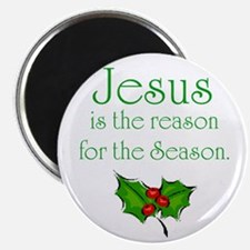 Cute Jesus Magnet