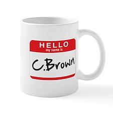 C.Brown Mug