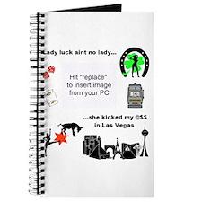 Lady Luck Kick @$$ Template Journal