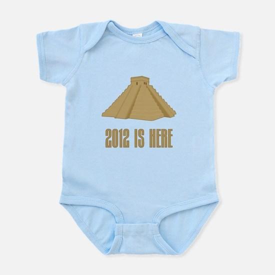 2012 is Here Infant Bodysuit