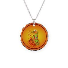Year Of The Dragon Necklace