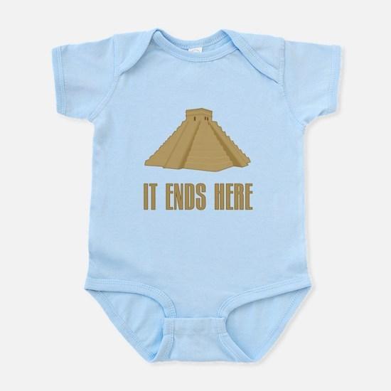 It Ends Here Infant Bodysuit