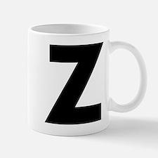 Letter Z Mug