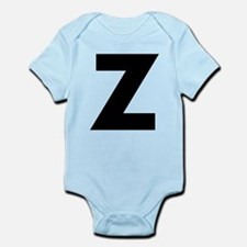 Letter Z Infant Bodysuit