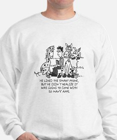NEAR SIDE - Apps Sweatshirt