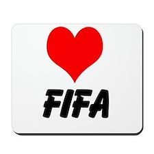 Love FIFA Mousepad