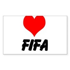 Love FIFA Decal