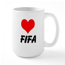Love FIFA Mug