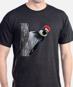 Acorn Woodpecker T-Shirt