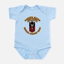 Operation Specialist (OS) Infant Bodysuit