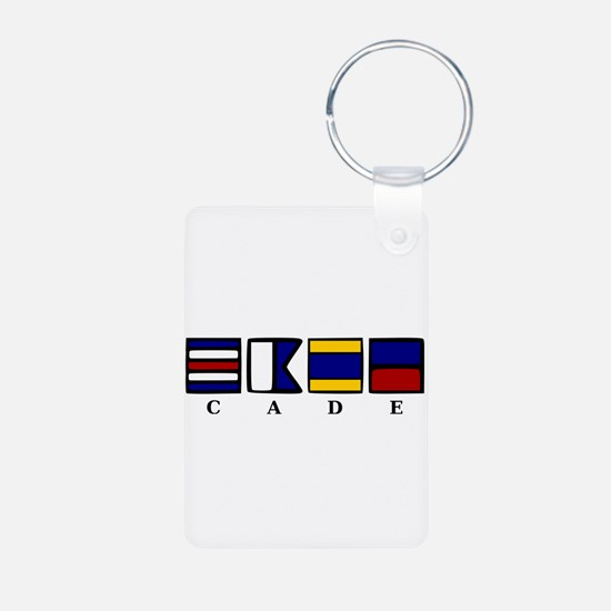 nautical cade Keychains