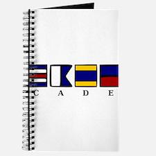 nautical cade Journal