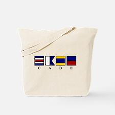 nautical cade Tote Bag