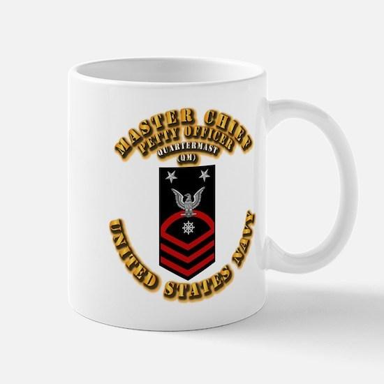 Quarter Master (QM) Mug